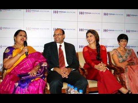 Check Out! Kajol And Mandira Attended The 'Women Wellness