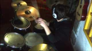Bullet For My Valentine - Hand Of Blood (Drum Cover by Corrosive Destruction)