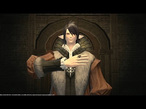 Choices LvL 60 FFXIV Patch 3 2: The Gears of Change Main Scenario Cutscenes