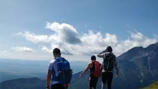 Belianky hiking