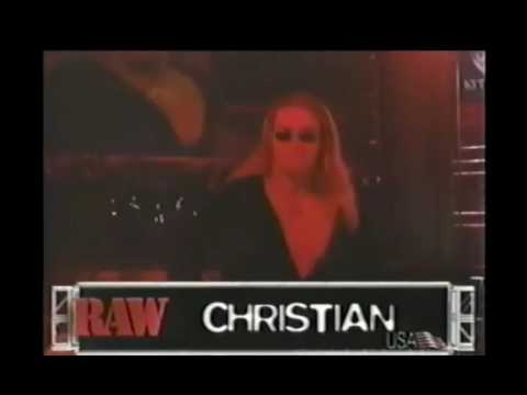 WWE Christian 1st Theme Song
