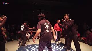 KOD Germany Hiphop Final 2018 Deetroit Rockstarz vs FKMP