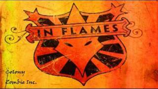 In Flames - Zombie Inc 05 (HQ + LYRICS)