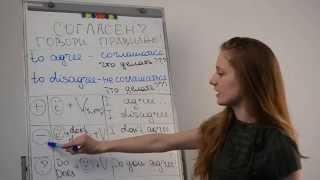 Как выражать согласие на английском