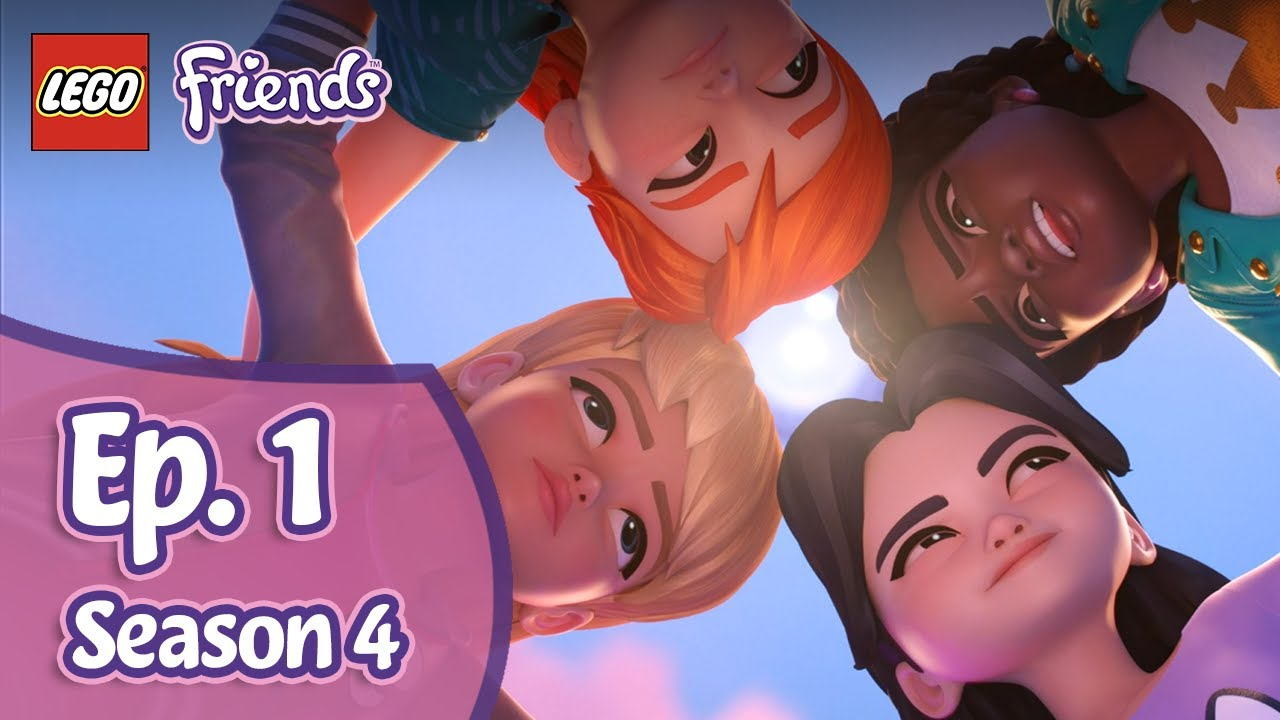 Download LEGO Friends Season 4: Girls On a Mission Episode 1: House Party
