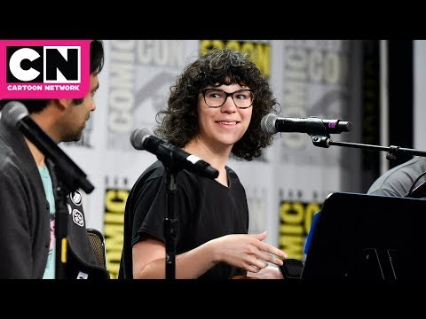 Adventure Time | Rebecca Sugar 'Time Adventure' Finale Song | Cartoon Network