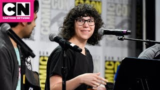 Rebecca Sugar wrote this amazingly moving song for the Adventure Ti...