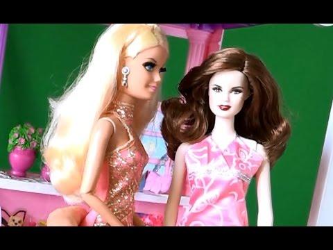 Сериал с куклами, Жизнь в доме мечты, Есме тоже одолжила у ...