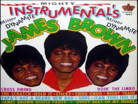 James Brown - Mighty Instrumentals LP 1966