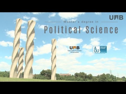Master in Political Science