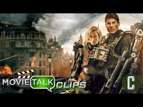 'Edge of Tomorrow 2' Title Revealed; Emily Blunt Will Return - Collider Video