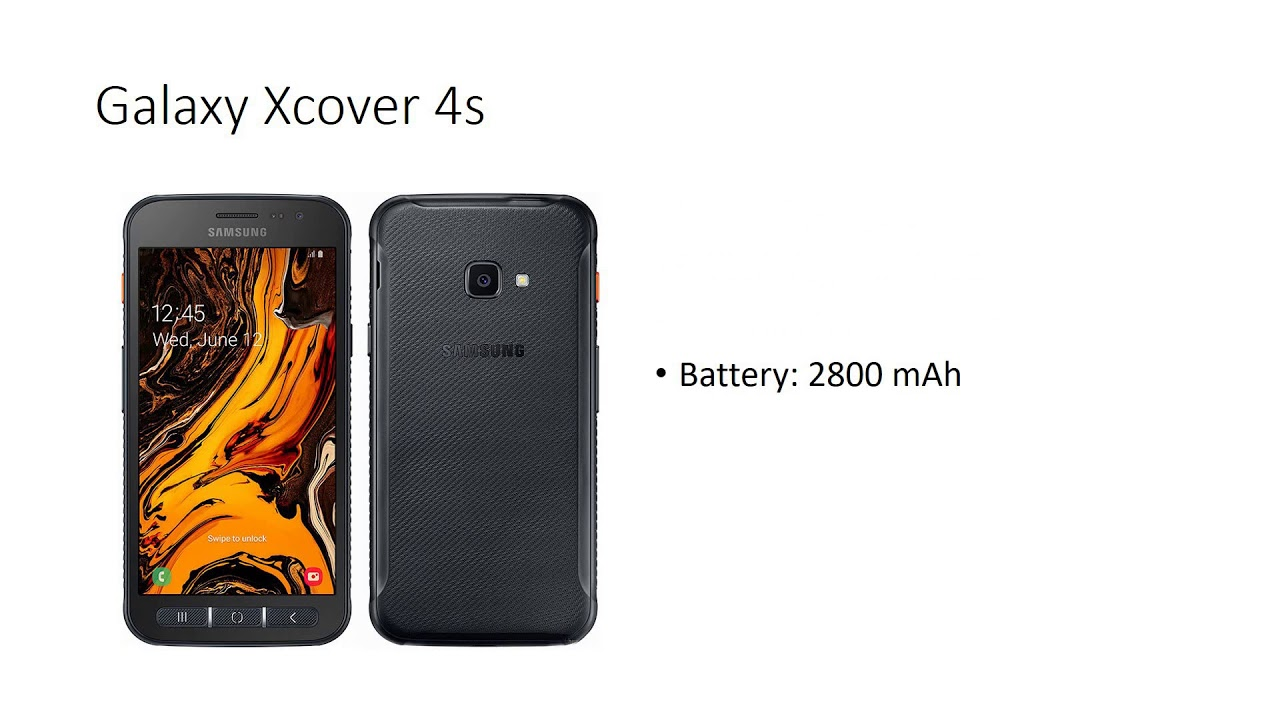 SAMSUNG - Galaxy Xcover 4s Review - Tech Moves