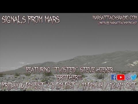 Steve Hoeker | Signals From Mars October 15 2021
