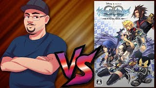 Johnny vs. Kingdom Hearts: Birth by Sleep