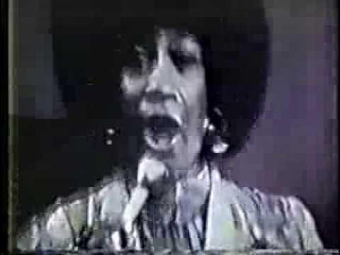 Bettye LaVette on Upbeat singing Do Your Duty 1969ish
