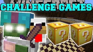 Minecraft: TINY TERROR CHALLENGE GAMES - Lucky Block Mod - Modded Mini-Game