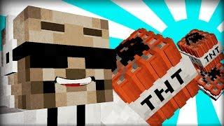 Więcej TNT Bez MODÓW! w Minecraft 1.10!