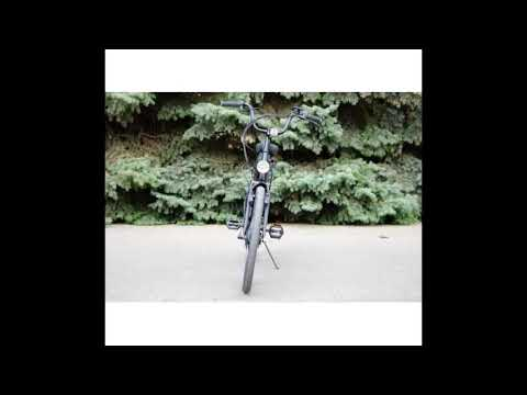 Электрический велосипед SKYMOTO