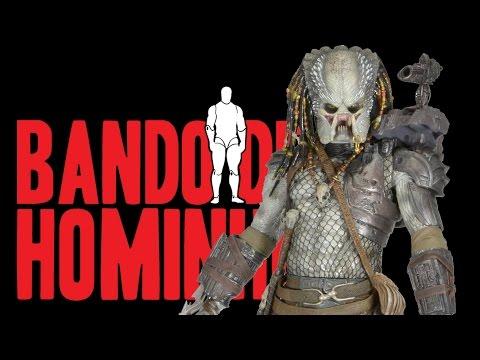 Bando De Hominho - Predator 2 Elder Predator 1:4 By Neca