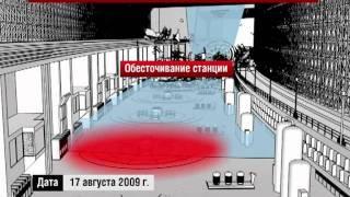 Авария на Саяно-Шушенской ГЭС(Авария на Саяно-Шушенской ГЭС произошла 17 августа 2009 года. В результате трагедии погибли 75 человек. Сразу..., 2011-08-18T11:39:40.000Z)