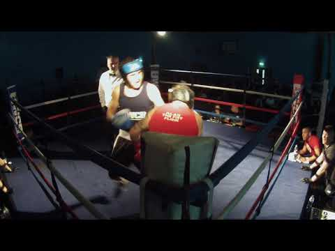 Ultra White Collar Boxing | Windsor | Alan Flisik VS Robbie Seaward