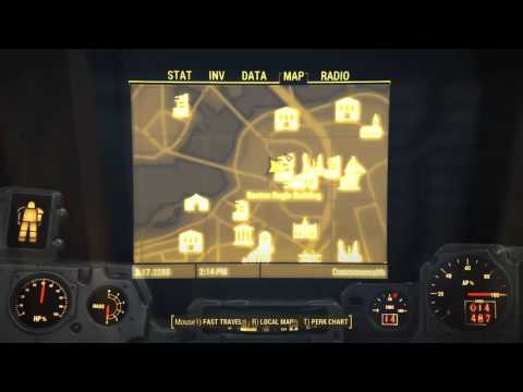 Fallout 4 Locations - Custom House Tower