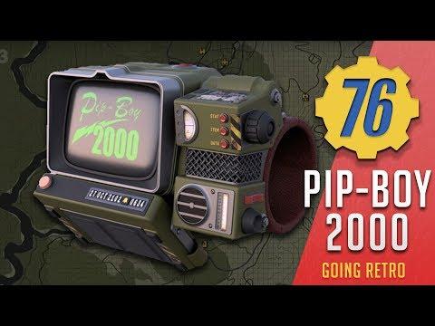 Pip-Boy 2000 - Going Retro! | Fallout 76 thumbnail