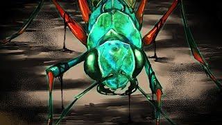 ゴキブリをゾンビ化!「エメラルドゴキブリバチ」の寄生サイクル