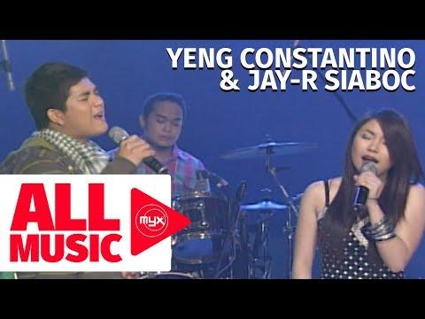 YENG CONSTANTINO & JAY - R SIABOC – Himala (MYX Live! Performance)