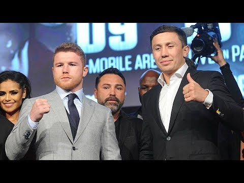 Thumbnail: SCAM ALERT!!! GENNADY GOLOVKIN VS CANELO ALVAREZ IS A FIXED FIGHT