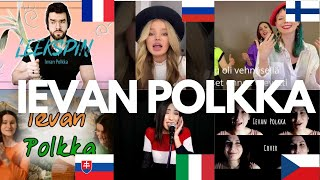 Who Sang It Better: Ievan Polkka - Loituma