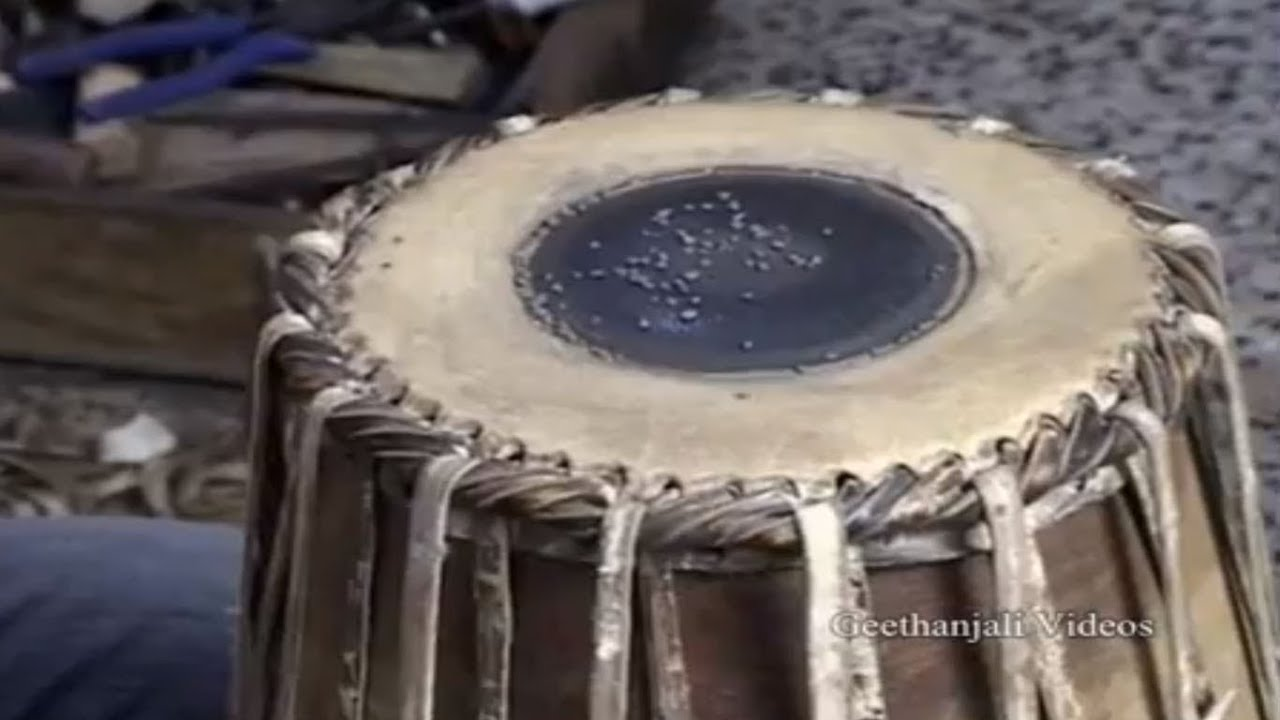 Mridangam- Basic Lesson