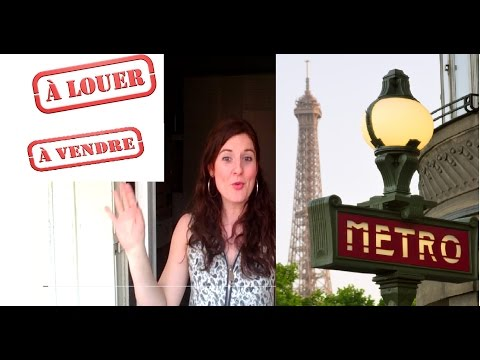 How to find an apartment to rent in Paris (young professionals edition)!