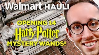 Come shopping with me as I look for fun NEW Harry Potter items at W...