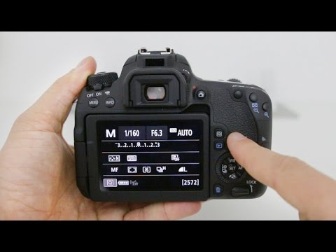 Canon 77D Tutorial For Beginners - Users Guide Manual