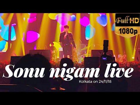 Full HD : Sonu nigam & Sunidhi Chauhan live in Concert | Sapna Jahan & Bole Churiya | Kolkata