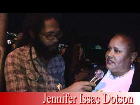 Interview with Jennifer Issacs Dotson