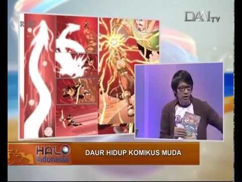 Liputan re:ON Comics @ Daai TV (22 Mei 2015)