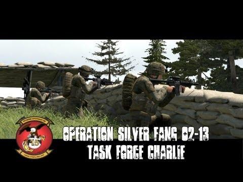 """Defense of Hill 142"" - TF Charlie Designated Marksman - ArmA 2"
