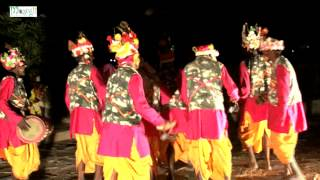 Tribal Dance Of Baiga Tribe from Central India
