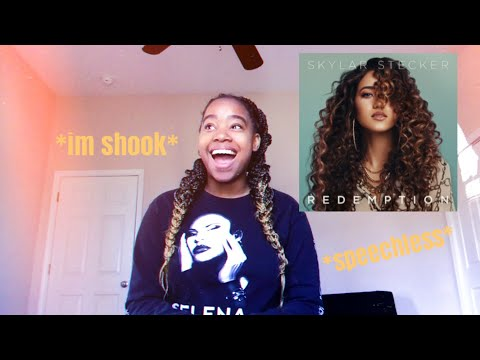 "reacting to Skylar Stecker's new album ""redemption"" Mp3"