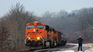 hd one heck of a busy weekend on csx s mohawk subdivision 12 20 13 12 22 13 part 1