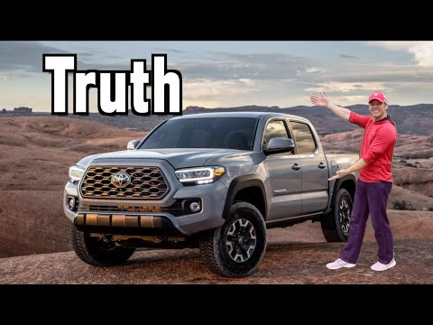 The Shocking Truth About Midsize Trucks