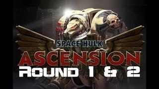 "Space Hulk Ascension - ""Total party death"" (Space Hulk Jothunheim)"