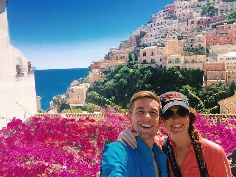 Sorrento, Positano, & Amalfi Coast, Italy Honeymoon Day 10 #EarlsTakeEurope