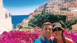 Sorrento, Positano, & Amalfi Coast, Italy Honeymoon Day 10 #EarlsTakeEurope