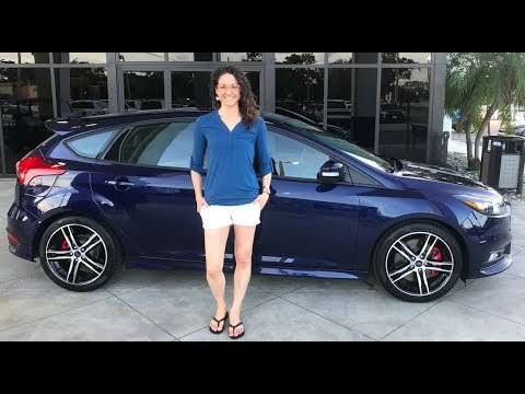 WHY did my WIFE buy a NEW Ford Focus ST instead of a Subaru WRX? - Raiti's Rides