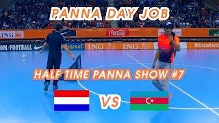 Futsal Panna Showtime Netherlands VS Azerbaijan - Panna Day Job 7
