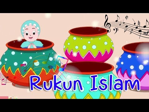 Rukun Islam | Diva Bernyanyi | Lagu Anak Channel