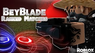 Ranked Matches On Beyblade | BIGGEST Ls EVER! - Roblox